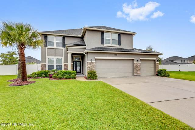 3321 N Ravello Dr, St Augustine, FL 32092 (MLS #1123361) :: The Collective at Momentum Realty