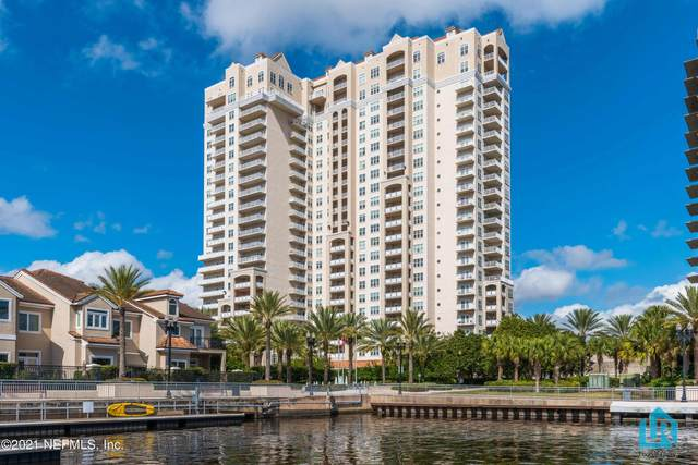 400 E Bay St #1711, Jacksonville, FL 32202 (MLS #1123389) :: The Collective at Momentum Realty