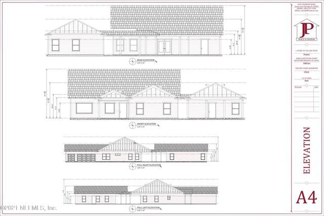 5980 Plantation Ct, Keystone Heights, FL 32656 (MLS #1123392) :: The Cotton Team 904