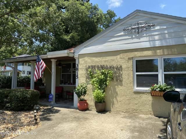 3815 Park St, Jacksonville, FL 32205 (MLS #1123407) :: Century 21 St Augustine Properties