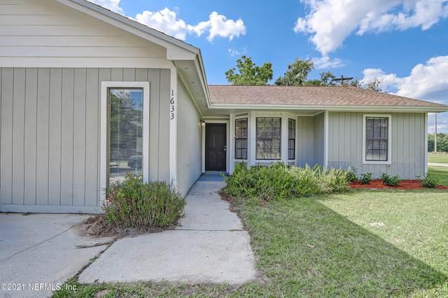 1633 Ibis Dr, Orange Park, FL 32065 (MLS #1123421) :: Olde Florida Realty Group