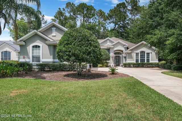 335 Legacy Dr, Orange Park, FL 32073 (MLS #1123433) :: Olde Florida Realty Group