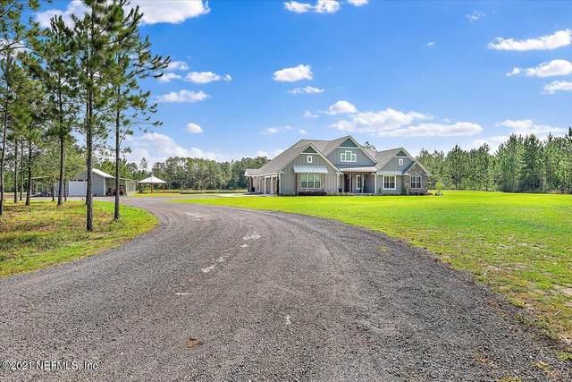 14939 County Road 125 N, Glen St. Mary, FL 32040 (MLS #1123454) :: Ponte Vedra Club Realty