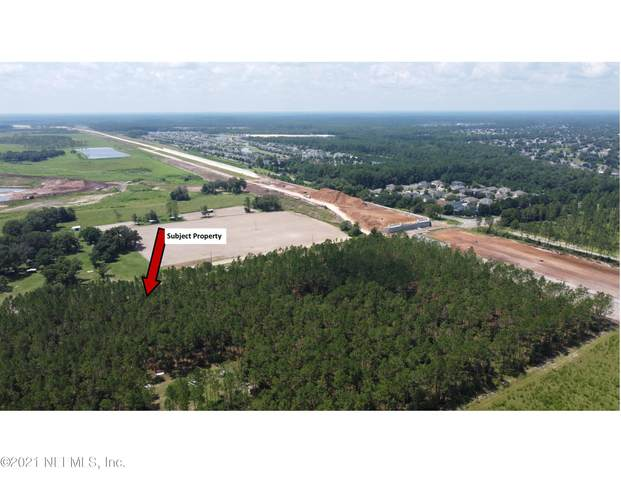 0 Sandridge Rd, GREEN COVE SPRINGS, FL 32043 (MLS #1123456) :: The Collective at Momentum Realty