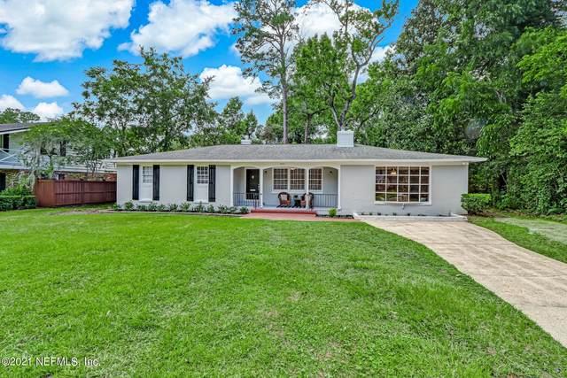 4844 Algonquin Ave, Jacksonville, FL 32210 (MLS #1123458) :: Century 21 St Augustine Properties