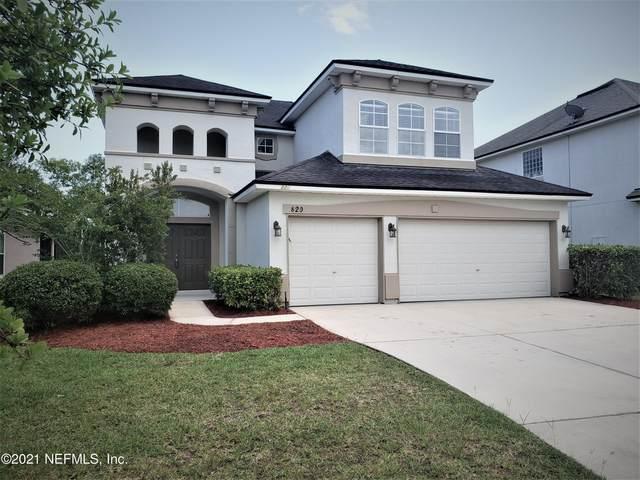 820 Porto Cristo Ave, St Augustine, FL 32092 (MLS #1123465) :: Ponte Vedra Club Realty