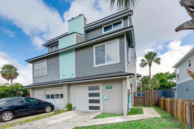 222 Magnolia St, Neptune Beach, FL 32266 (MLS #1123501) :: The Impact Group with Momentum Realty