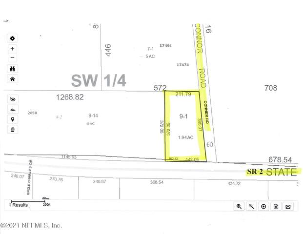 0 Conner Rd, Hilliard, FL 32046 (MLS #1123505) :: Olson & Taylor | RE/MAX Unlimited