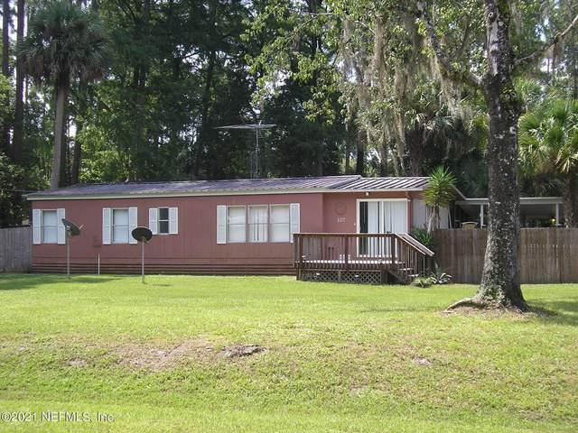 107 Spanish Trl, Georgetown, FL 32139 (MLS #1123520) :: Olde Florida Realty Group