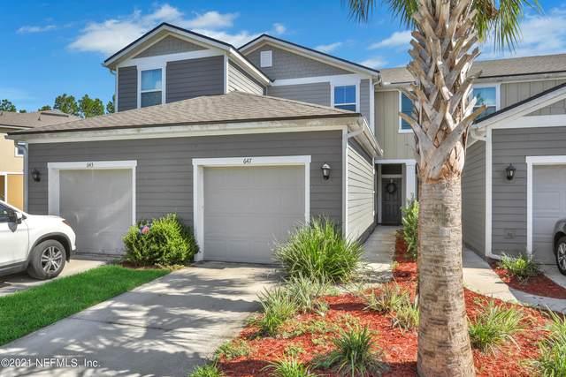 647 Servia Dr, St Johns, FL 32259 (MLS #1123522) :: Berkshire Hathaway HomeServices Chaplin Williams Realty