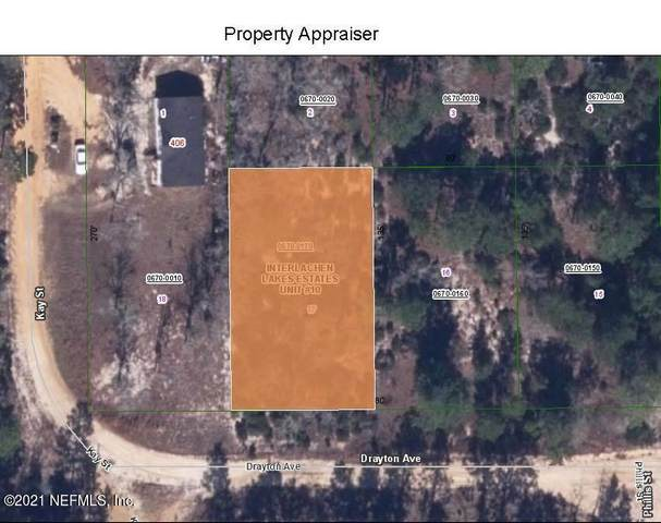 0 Drayton Ave, Interlachen, FL 32148 (MLS #1123525) :: Olde Florida Realty Group