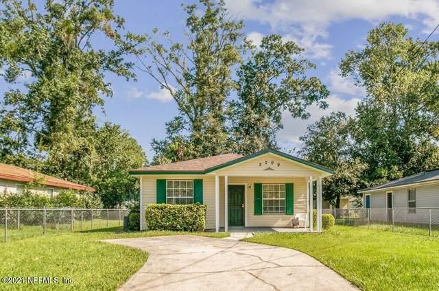 2209 W 44TH St, Jacksonville, FL 32209 (MLS #1123526) :: Century 21 St Augustine Properties