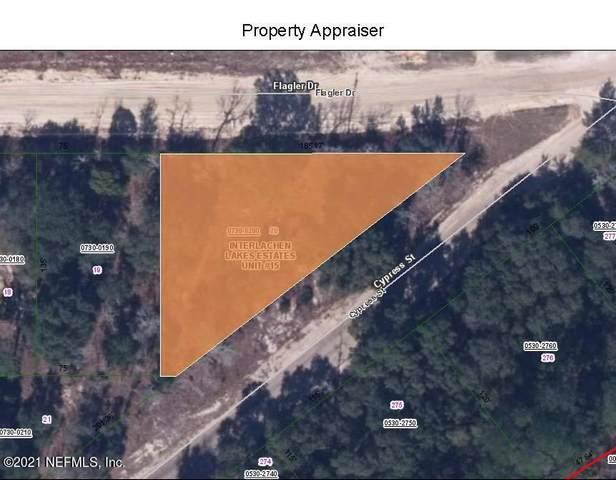 00 Flagler And Cypress St, Interlachen, FL 32148 (MLS #1123536) :: Olde Florida Realty Group