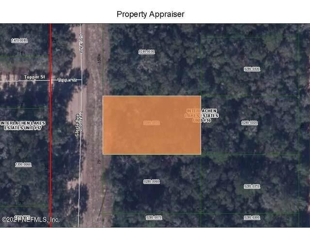 X Gloria Ave, Interlachen, FL 32148 (MLS #1123541) :: Olde Florida Realty Group