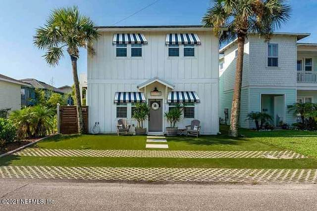 205 South St, Neptune Beach, FL 32266 (MLS #1123575) :: EXIT 1 Stop Realty