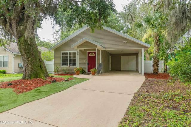 1701 Co Rd 214, St Augustine, FL 32084 (MLS #1123578) :: CrossView Realty
