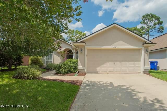807 S Lilac Loop, Jacksonville, FL 32259 (MLS #1123599) :: Olson & Taylor   RE/MAX Unlimited