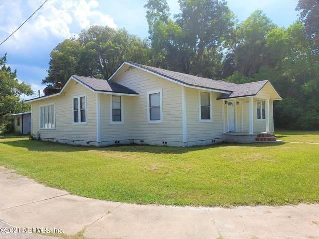 512 E South St, Starke, FL 32091 (MLS #1123604) :: Century 21 St Augustine Properties