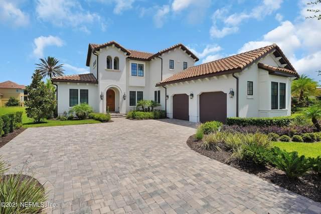 719 Promenade Pointe Dr, St Augustine, FL 32095 (MLS #1123617) :: The Cotton Team 904