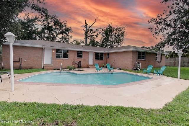 951 Park Forest Ln, Jacksonville, FL 32211 (MLS #1123628) :: The Cotton Team 904