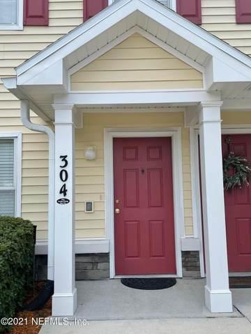 575 Oakleaf Plantation Pkwy #304, Orange Park, FL 32065 (MLS #1123644) :: Olson & Taylor | RE/MAX Unlimited