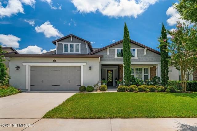 63 Hatter Dr, Jacksonville, FL 32081 (MLS #1123650) :: Century 21 St Augustine Properties