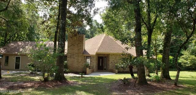 4120 Honeysuckle Cir, Middleburg, FL 32068 (MLS #1123734) :: Ponte Vedra Club Realty