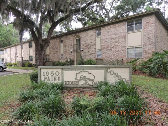 1950 Paine Ave Q-67, Jacksonville, FL 32211 (MLS #1123780) :: The Newcomer Group