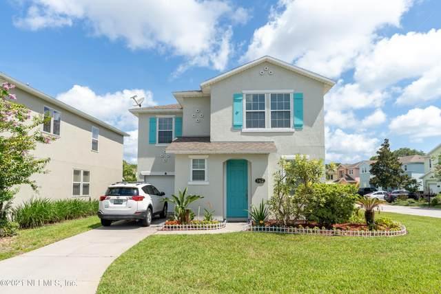 167 Bay Bridge Dr, St Augustine, FL 32080 (MLS #1123794) :: The Newcomer Group