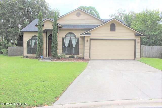 8808 Mountain Lake Dr S, Jacksonville, FL 32221 (MLS #1123800) :: The Huffaker Group