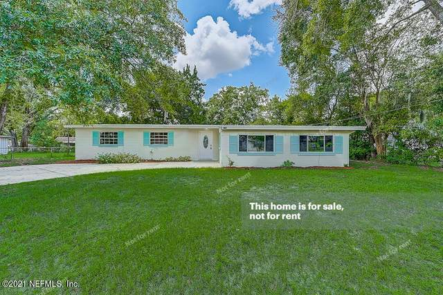 380 Gano Ave, Orange Park, FL 32073 (MLS #1123810) :: The Newcomer Group