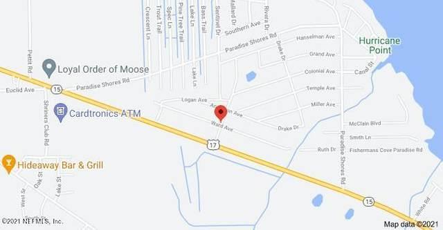 205 Ward Ave, Crescent City, FL 32112 (MLS #1123848) :: The Randy Martin Team | Compass Florida LLC