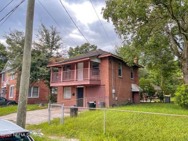 517 W 23RD St, Jacksonville, FL 32206 (MLS #1123863) :: Ponte Vedra Club Realty