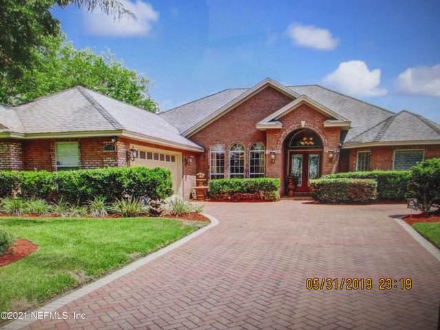1111 Victory Lake Dr, Jacksonville, FL 32221 (MLS #1123893) :: EXIT Inspired Real Estate