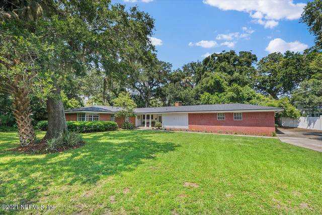 1140 Seminole Rd, Atlantic Beach, FL 32233 (MLS #1123918) :: The Volen Group, Keller Williams Luxury International