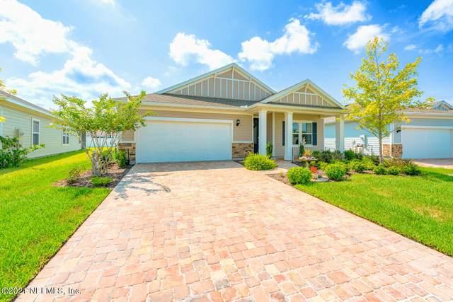 377 Broomsedge Cir, St Augustine, FL 32095 (MLS #1123925) :: The Volen Group, Keller Williams Luxury International