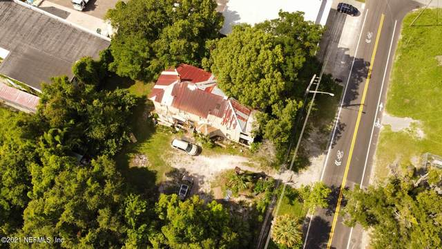 616 College St, Jacksonville, FL 32204 (MLS #1123954) :: Military Realty