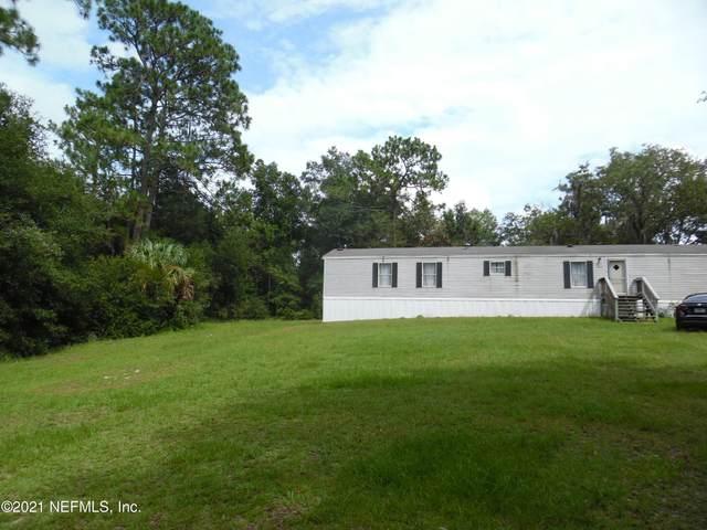 6839 Bedford Lake Rd, Keystone Heights, FL 32656 (MLS #1123965) :: Bridge City Real Estate Co.