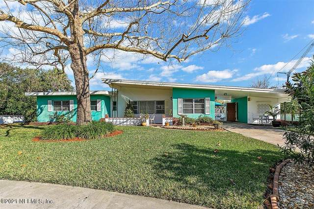 140 Ferrol Rd, St Augustine, FL 32084 (MLS #1123973) :: Engel & Völkers Jacksonville