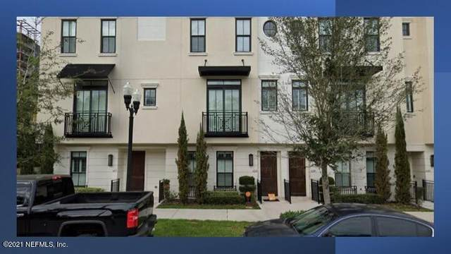 623 E Jackson St, Orlando, FL 32801 (MLS #1124015) :: The Impact Group with Momentum Realty