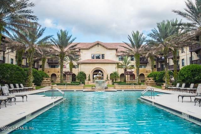 955 Registry Blvd #205, St Augustine, FL 32092 (MLS #1124016) :: The Hanley Home Team
