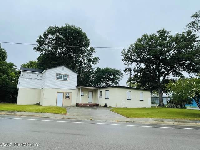 5445 Lenox Ave, Jacksonville, FL 32205 (MLS #1124023) :: Military Realty