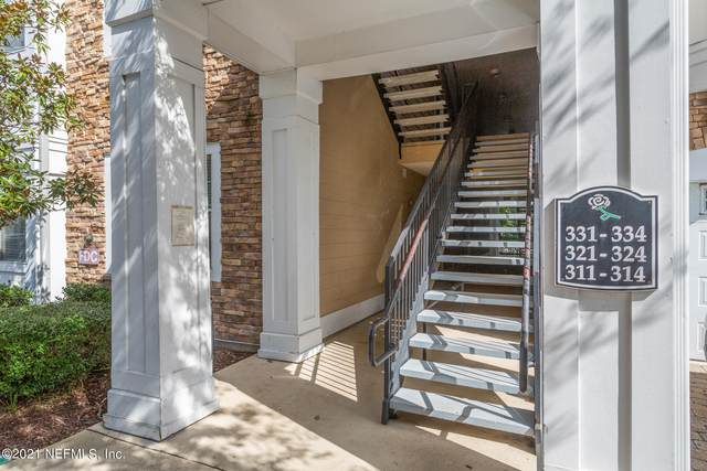 8550 Touchton Rd #334, Jacksonville, FL 32216 (MLS #1124107) :: The Impact Group with Momentum Realty