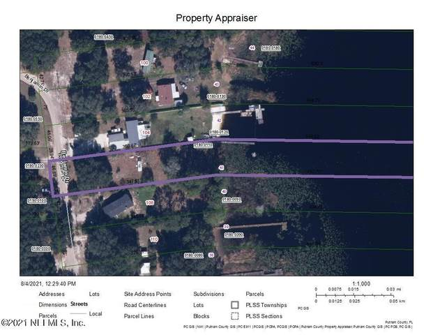 106 Benjamin Dr, Hawthorne, FL 32640 (MLS #1124123) :: The Impact Group with Momentum Realty
