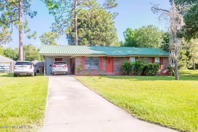 587 SE 43RD St, Keystone Heights, FL 32656 (MLS #1124145) :: The Impact Group with Momentum Realty