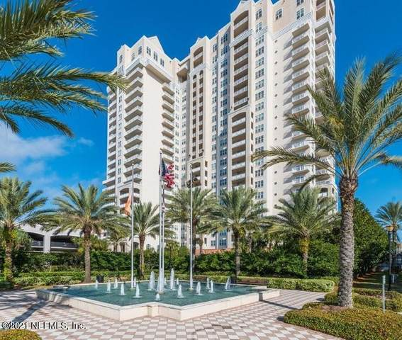 400 E Bay St #603, Jacksonville, FL 32202 (MLS #1124153) :: The Collective at Momentum Realty