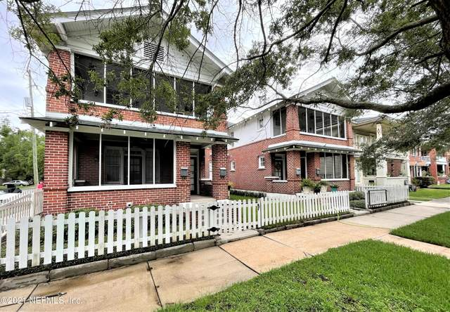 2267 Post St, Jacksonville, FL 32204 (MLS #1124201) :: Ponte Vedra Club Realty