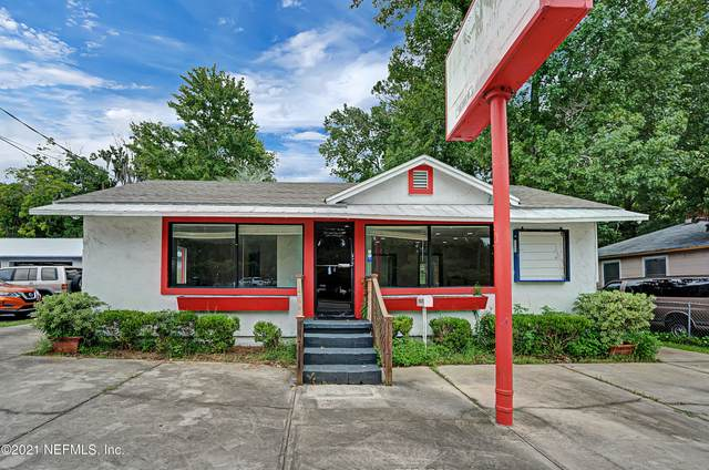 1435 Cassat Ave, Jacksonville, FL 32205 (MLS #1124234) :: The Collective at Momentum Realty