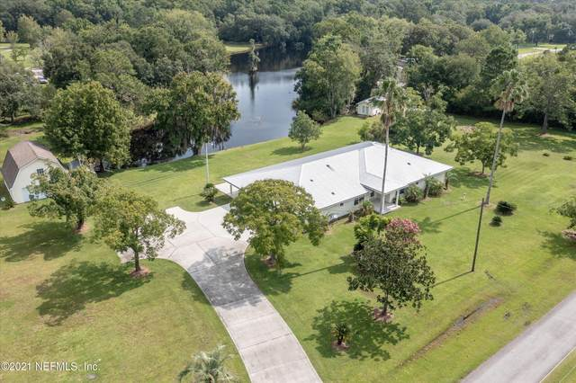 241 Holly Knowe Rd, Fleming Island, FL 32003 (MLS #1124275) :: EXIT Inspired Real Estate