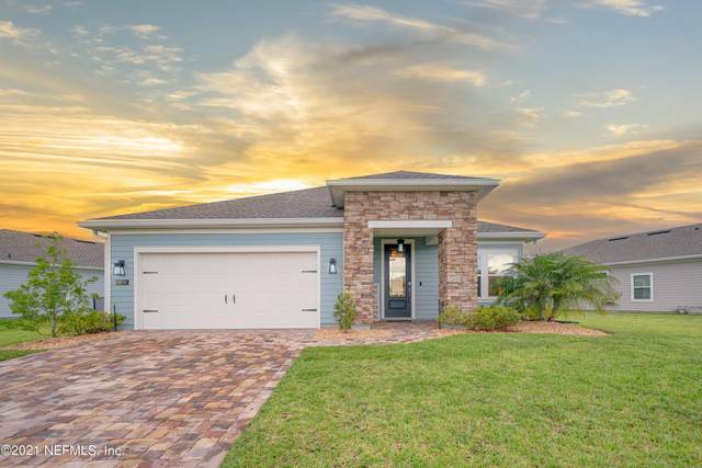 420 Broomsedge Cir, St Augustine, FL 32095 (MLS #1124353) :: The Collective at Momentum Realty
